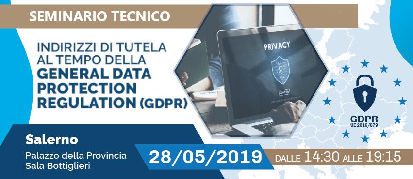locandina seminario gdpr privacy header