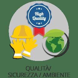 Consulenza qualità - sicurezza - ambiente