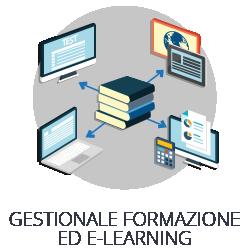 Gestionale Formazione ed E-learning