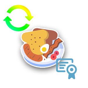 corso alimentarista icon
