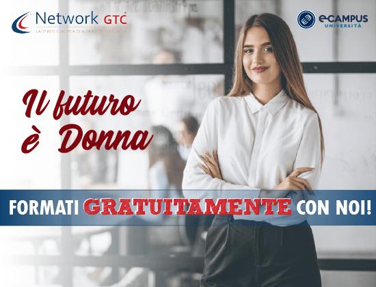 Formazione gratuita per le donne della Campania