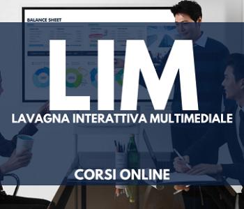 CORSO LIM LAVAGNA INTERATTIVA MULTIMEDIALE CUT SMALL