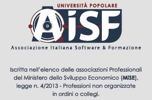 associazione italiana software e formazione