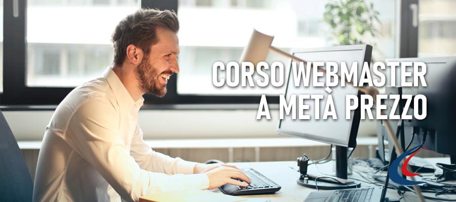 corso webmaster online